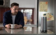 Harman Invoke Cortana-driven smart speaker press picture courtesy of Harman International