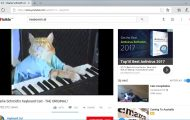 YouTube Keyboard Cat