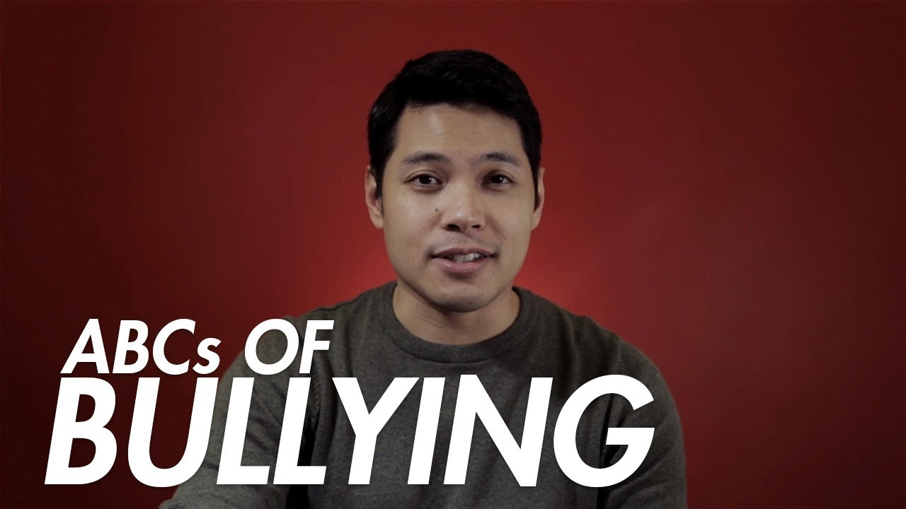 YouTube Video–ABCs Of Bullying (Dealing with the online bully)