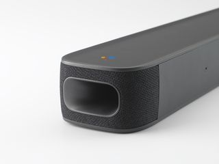 JBL Link Bar sound bar left view - press image courtesy of Harman International