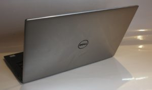 Dell XPS 13 9360 8th Generation rear view