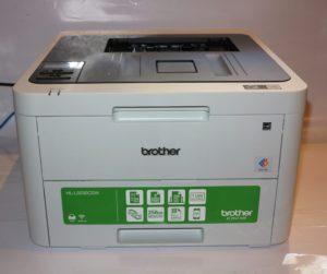 Brother HL-L3230CDS colour LED printer