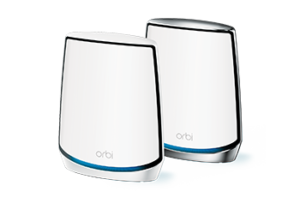 NETGEAR Orbi with Wi-Fi 6 press picture courtesy of NETGEAR
