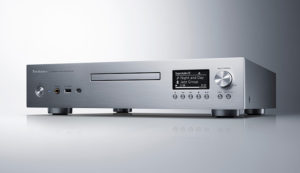 Technics SL-G700 Network SACD Player press image courtesy of Panasonic USA