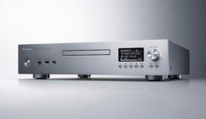 Technics SL-G700 Network SACD Player press image courtesy of Panasonic USA