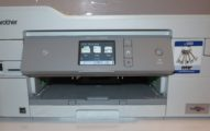 Brother MFC-J1300DW INKvestment colour inkjet multifunction printer