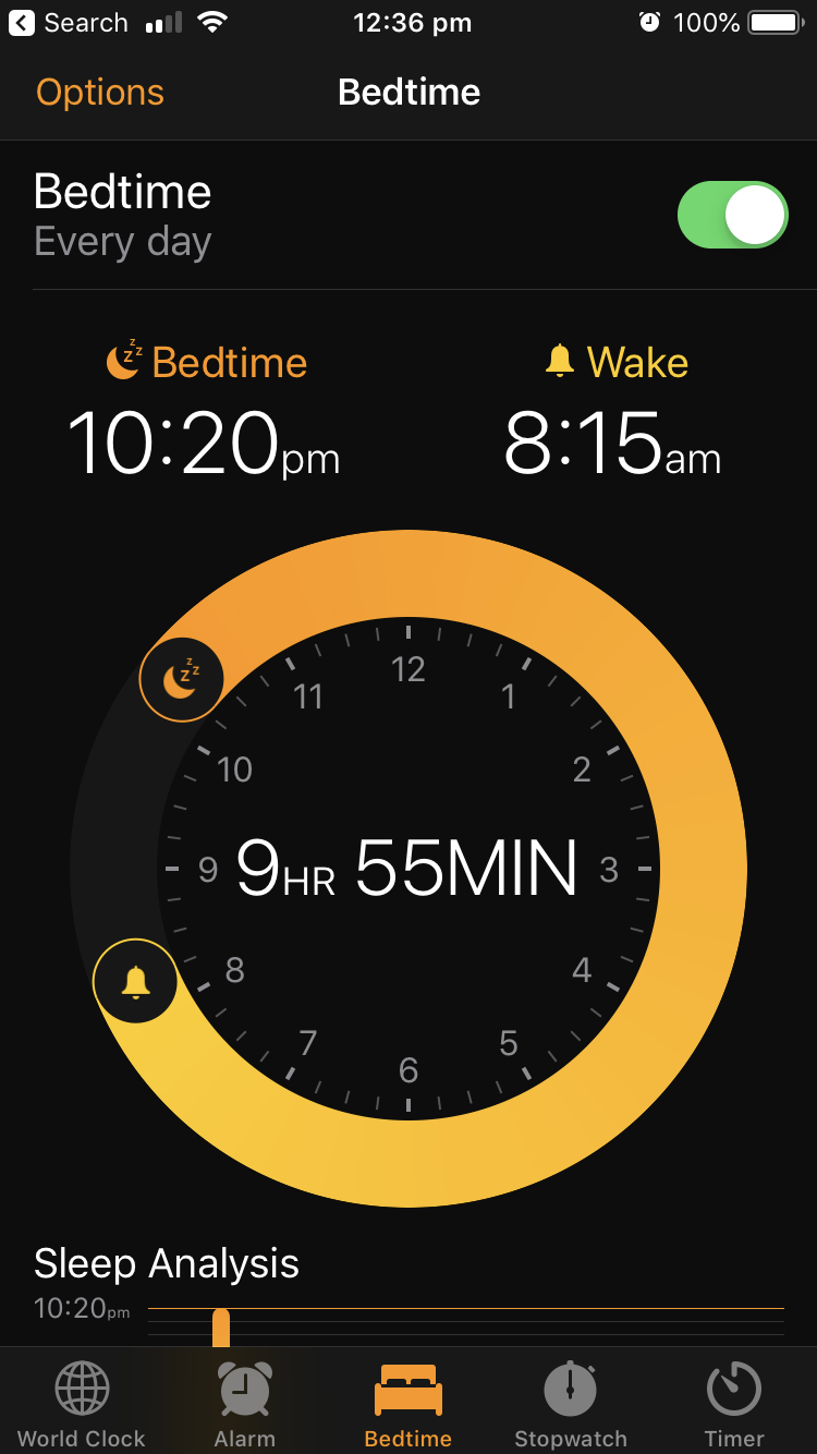 How to set Bedtime mode on iOS so you don't miss important calls