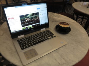 Dell Inspiron 14 5000 2-in-1 at Rydges Melbourne (Locanda)