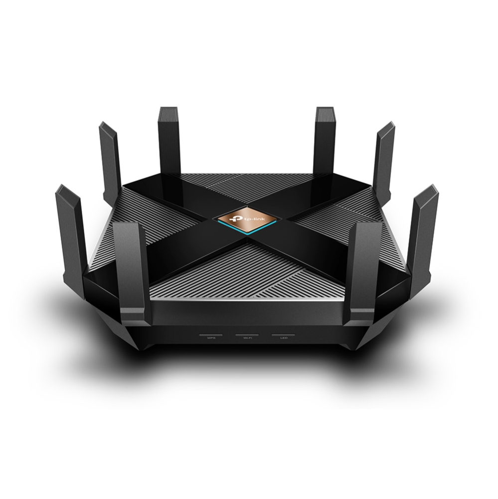 TP-Link Archer AX6000 Wi-Fi 6 broadband router product picture courtesy of TP-Link USA