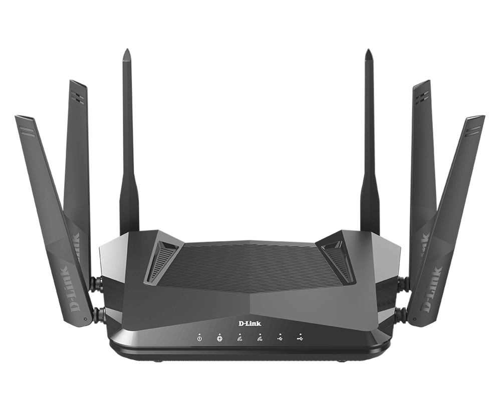 D-Link DIR-X5460 Wi-Fi 6 router press picture courtesy of D-Link USA