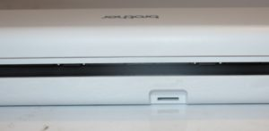 Brother DS-940DW Wi-Fi mobile scanner microSD card slot