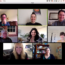 Zoom (MacOS) multi-party video conference screenshot