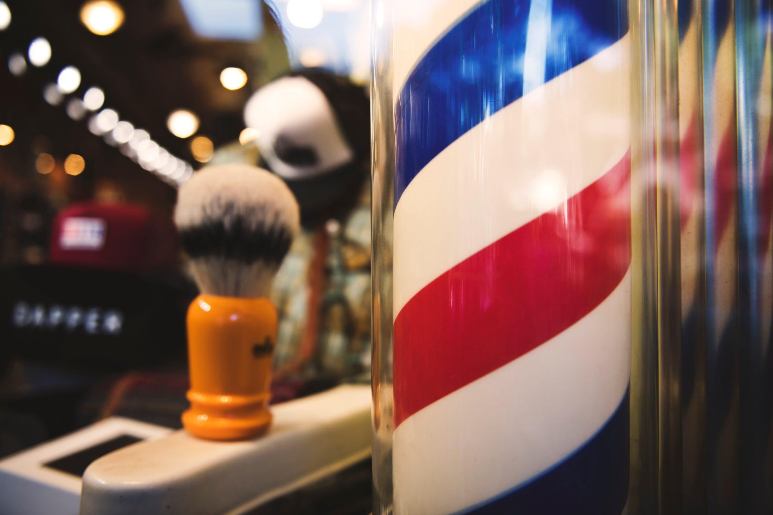 Barber shop courtesy of Tim Mossholder (Unsplash)