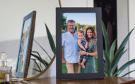 NETGEAR Meural Wi-Fi Photo Frame press image courtesy of NETGEAR