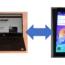 Computer - smartphone interlink concept