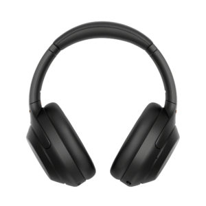 Sony WH-1000XM4 Bluetooth noise-cancelling headset press image courtesy of Sony