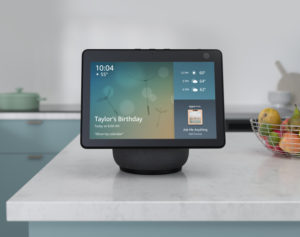 Amazon Echo Show 10 press image courtesy of Amazon