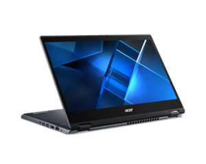 Acer TravelMate Spin P4 convertible business laptop press image courtesy of Acer