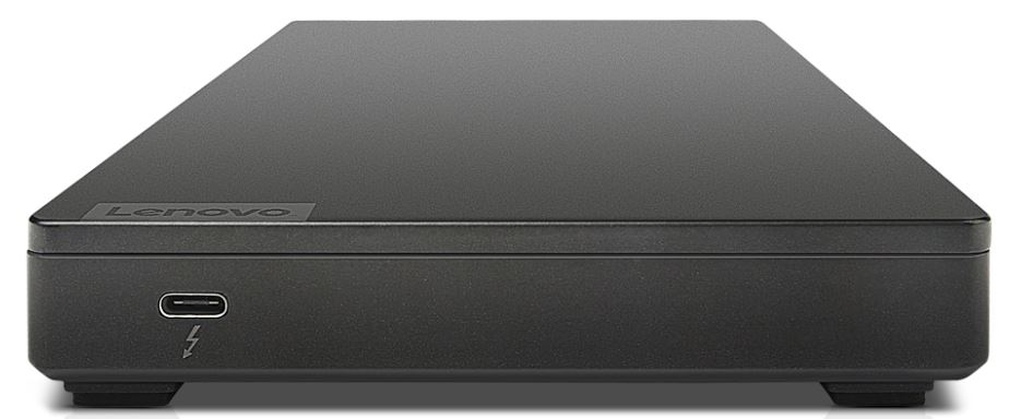 Lenovo Thunderbolt 3 Graphics Dock product image courtesy of Lenovo