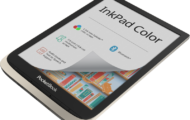 """PocketBook introducing an ebook reader with a 7.8""""colour e-ink display"""