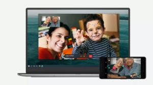 WhatsApp desktop with videoconference support press image courtesy of WhatsApp